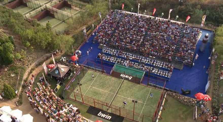Video de Padel Pro Tour 2012 Programa 7 PPT Fuengirola