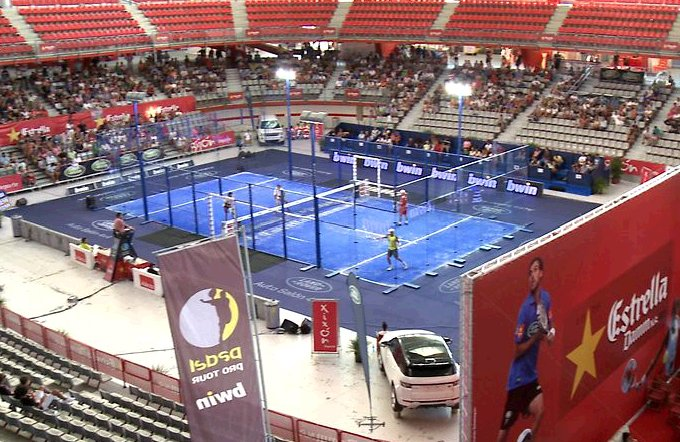 Video de Padel Pro Tour 2012 Programa 8 PPT Gijon