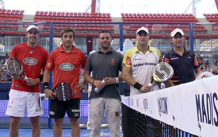 Video de la final del Padel Pro Tour de Gijon 2012