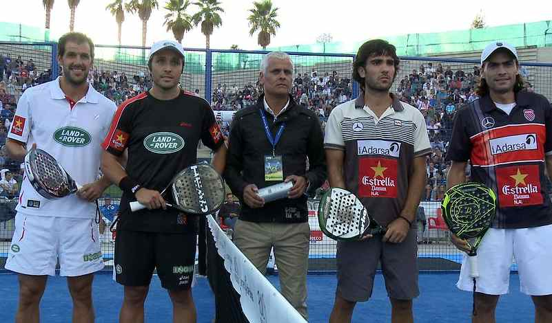 Video de la final del Padel Pro Tour de Mallorca 2012