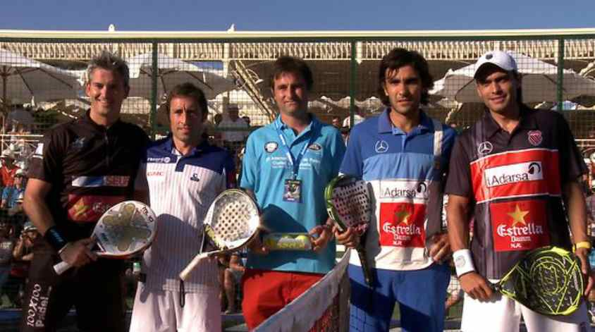 Video de la final del Padel Pro Tour de Marbella 2012