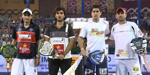 Video de la final del Padel Pro Tour de Sevilla 2012