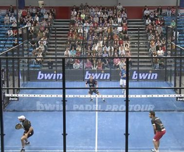 Video de la final del Padel Pro tour Vitoria 2011
