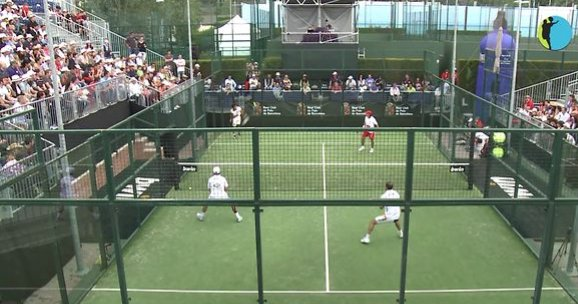 Video de la final del Padel Pro tour de Barcelona 2011
