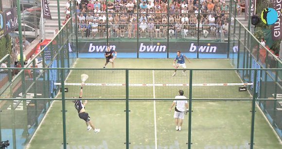 Video de la final del Padel Pro tour de Alicante 2011