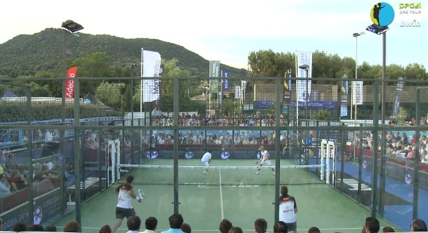 Video de la final del Padel Pro tour de Cordoba 2011