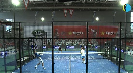 Video de la final del Padel Pro tour de Gijon 2011