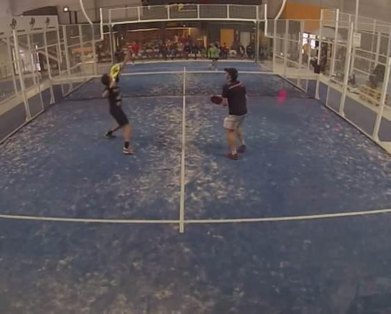 Video de las mejores jugadas final provincial Barcelona 2015