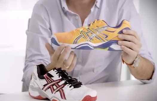 Video presentacion de las zapatillas de padel ASICS Gel Bela 3 2012