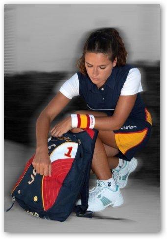 Vision padel estrena su colección de textil otoño-invierno 2010-2011