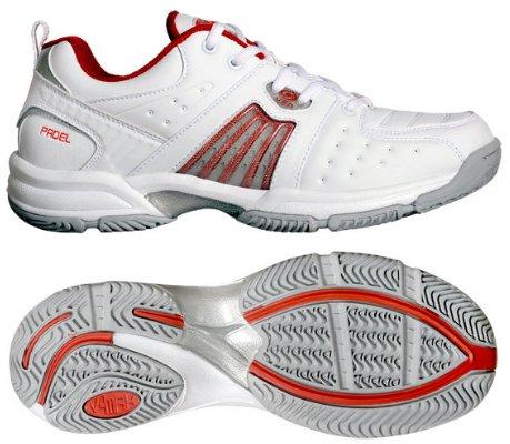 Vision padel lanza unas nuevas Zapatillas V-MAX Blancas
