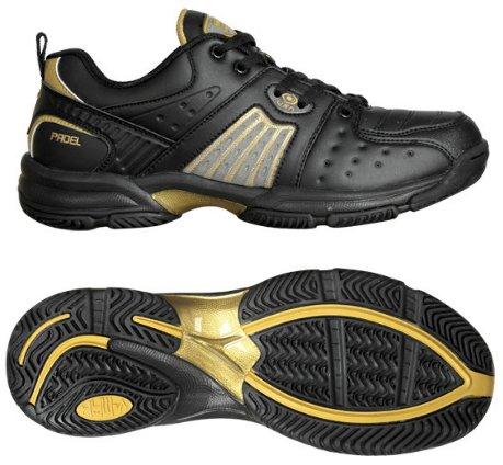 Vision padel lanza unas nuevas Zapatillas V-MAX negras