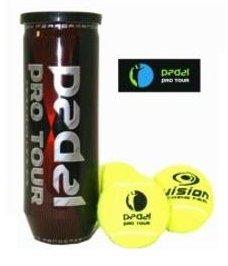 Vision renueva como bola oficial del Padel Pro Tour