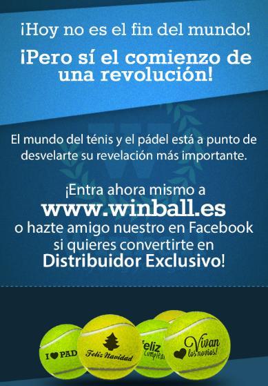Winball.es ataca de nuevo con su revolución