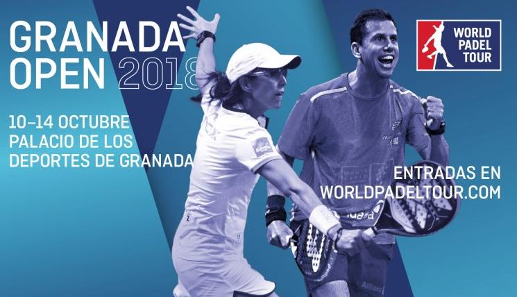 World Padel Tour Granada Open 2018