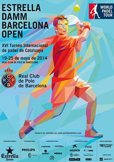 World Padel Tour Estrella Damm Barcelona Open 2014