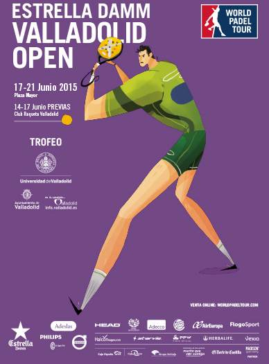 World Padel Tour Estrella Damm Valladolid Open 2015