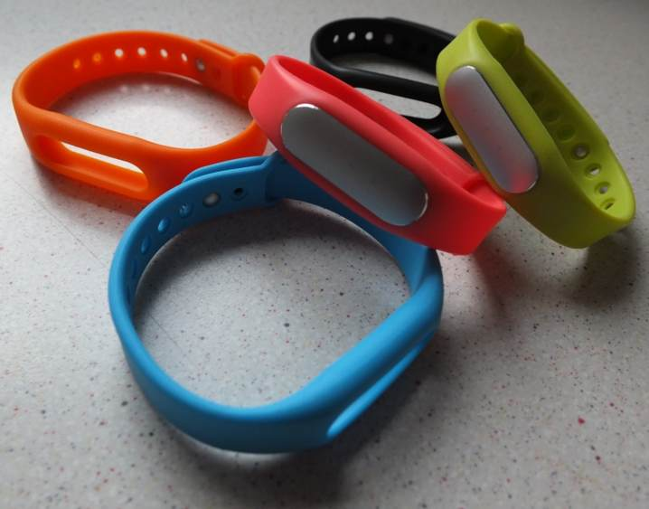 Xiaomi_Mi_Band_correas_colores