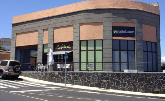 YPADEL.COM inaugura su primer club en Tenerife