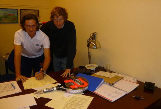 Adrian Biglieri nuevo fichaje de Royal Padel