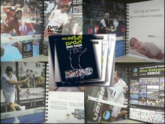 Agenda 2010 del Padel Pro Tour