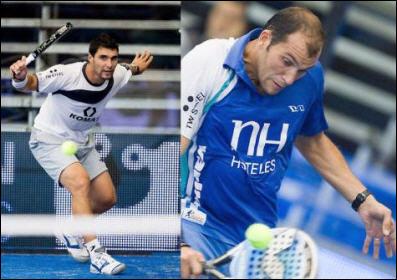 Agustin Gomez Silingo y Sebastian Nerone