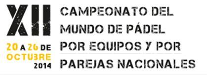 Argentina y España confirman a sus estrellas para el Mundial de pádel Mallorca 2014