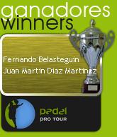 bela diaz ganadores XI Internacional Ciudad de Marbella Copa Land Rover – Jaguar - C. de Salamanca - M.S.G
