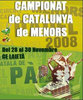 Campeonato de cataluña de menores en el CE Laietà