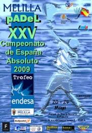 Campeonato de españa de padel Absoluto