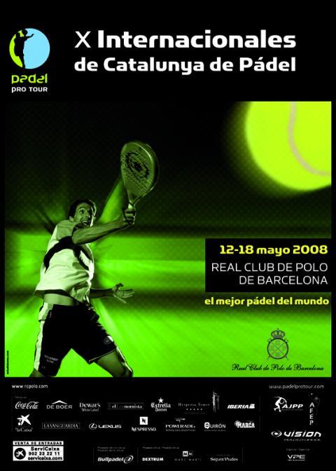 Padel pro tour X internacionales de Catalunya
