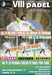 VIII Internacional del Córdoba 2016