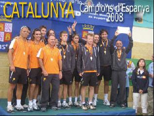 cataluña campeones de españa de padel
