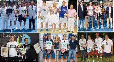 Cinco campeones en diez torneos
