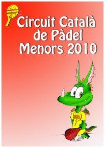 circuito catalan de menores en el Padelindoor Lleida