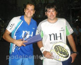 Cristian Gutierrez/Sebastián Nerone ganan en Rosario