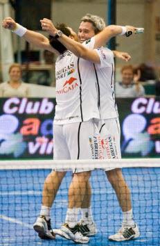 Enhorabuena Miguel Lamperti y Matías Díaz