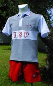 equipación federacion española de padel