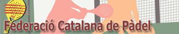 Federación catalana de padel