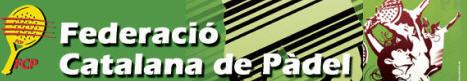 Federacion catalana de padel