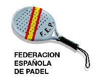 Calendario 2010 Federacion espanola de padel