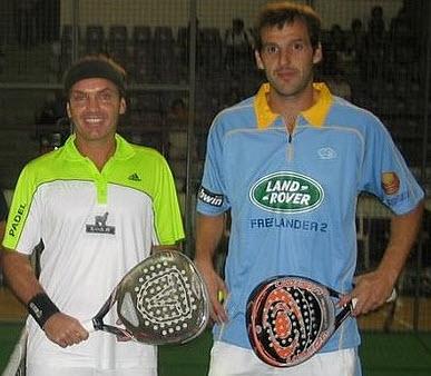 Gattiker y Juan Martín Campeones en Junín