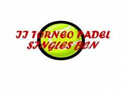 II Torneo Padel Singles. Club Ciudad Diagonal Barcelona