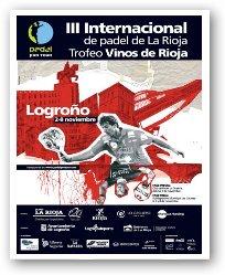 Final de Logroño. Mieres-Lima y Auguste/Gabriel Reca