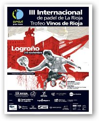 III Internacional de padel de la Rioja 2009