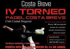 IV Torneo Costa Breve de Padel