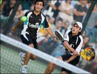 Juani Mieres y Pablo Lima Campeones del PPT de Madrid