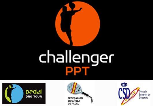 Logo Padel Pro Tour Challenger