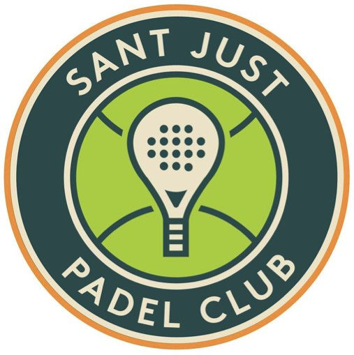 Logo Sant Just Padel Club