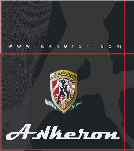 Nueva coleccion de palas de padel de Akkeron 2012